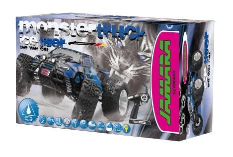 RC Auto Ice Tiger EP 1:10 4 WD Modellauto 35-65 km/h Funk 2, 4 GHz Jamara - Vorschau 3