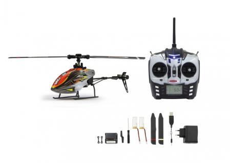 RC Hubschrauber E-RIX 150 3D Modell Helikopter Kunstflug Turbo Funk 2, 4 Jamara - Vorschau 2