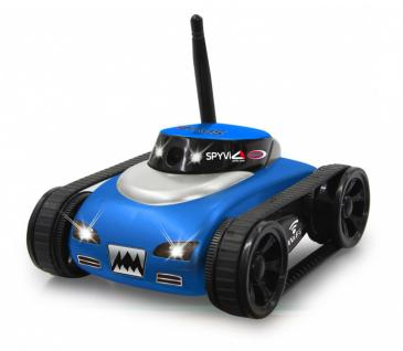 Jamara RC Auto SpyVi Wifi Kettenantrieb Handy App Kamera ferngesteuert Smartphone - Vorschau 1