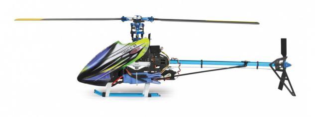 Jamara Hubschrauber E-Rix 450 C. V2 RTF Gas rechts Helikopter Gyro RC