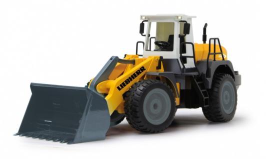 Jamara Radlader Liebherr 564 1:20 ferngesteuert Baufahrzeug RC-Auto
