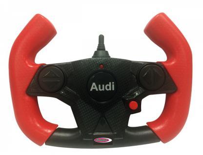 Jamara Kinderauto Elektroauto Elektro Ride on Car Audi TTS Roadstar Auto rot - Vorschau 5