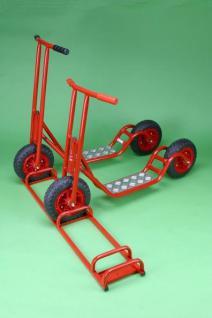 Roller City Cityroller Scooter KiGa-Roller Kindergartenroller E-Vinyl-Räder - Vorschau 4