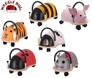 Wheely Bug groß maxi Bobby Buggy Rutscher Buggycar alle Tiere