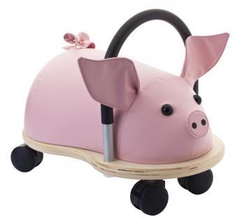 Wheely Bug klein Rutscher Bobby Rutschercar mini Ferkel Schwein Buggy
