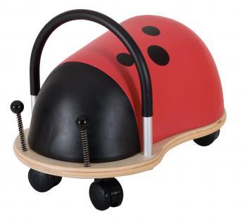 Wheely Bug klein Marienkäfer Rutscher Kleinkindrutscher mini Babayrutscher Buggy
