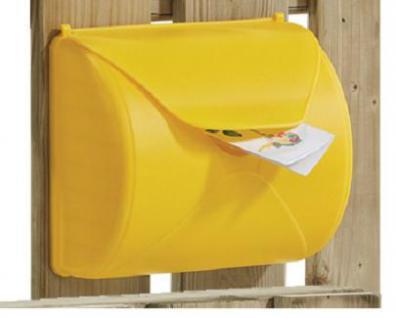 Spielhaus Briefkasten Kunststoff Spielbriefkasten PP Spritzguss Spielschiff - Vorschau 1