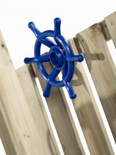 Spielhaus Steuerrad Plastik Schiffssteuerrad Lenkrad Kunststoff Spielschiff
