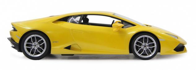 Jamara RC Auto Lamborghini Huracan LP610 1:14 gelb Sportwagen Funk