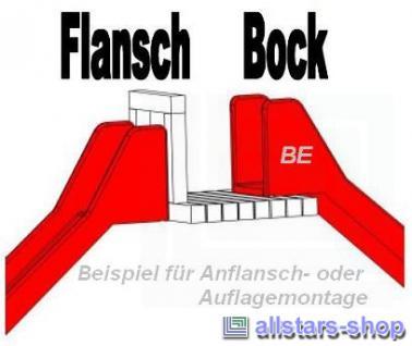 Beckmann Rutsche PE blau Kinderrutsche Anbaurutsche L = 2, 0 m PH 1, 2 m Hangrutsche - Vorschau 3
