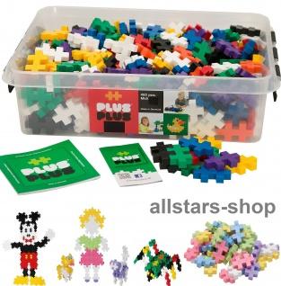 Allstars Plus-Plus Puzzle Bausteine Bauklötze Midi 400
