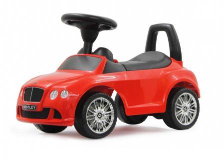 Jamara Rutscher Bentley Continental GT Speed rot Rutschauto Kippschutz