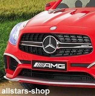 Jamara Kinder-Auto Elektroauto Mercedes SL 65 AMG Ride On Car mit E-Motor rot - Vorschau 5