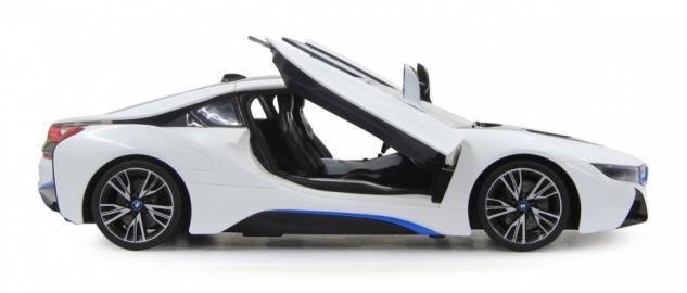 Jamara Bmw I8 114 Weiß Modellauto Funk Ferngesteuert Rc Auto