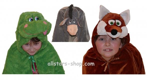 Allstars Kostüme-Set Kinder-Kostüm 13 x Tierkostüme für Kindergarten Faschingskostüm - Vorschau 2