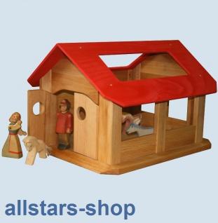 Schöllner Stall Pferdestall Hühnerstall Spielhaus für Tiere für Kindergarten