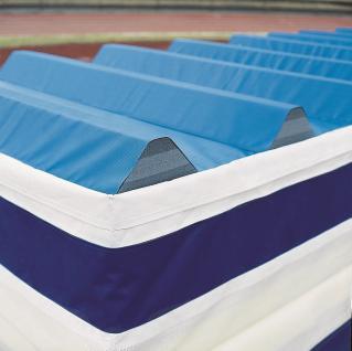 Turnen klappbar & fahrbar Hochsprunganlage 5 x 3 m Schulsport Hochsprung Bänfer - Vorschau 4
