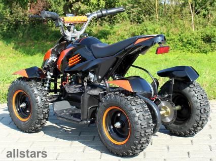 Allstars Pocketquad orange Cobra 800 Watt Miniquad - Vorschau 2