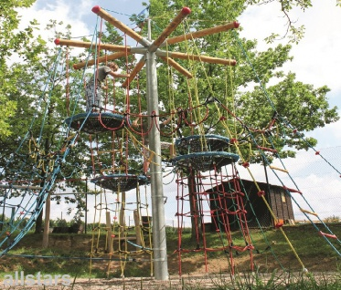 Huck Vogelnestbaum Maxi Kletterpyramide