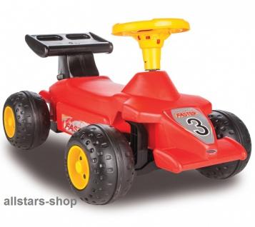 Jamara Kinder-Auto Rutscher Rutschfahrzeug Pushcar Formula Kid rot