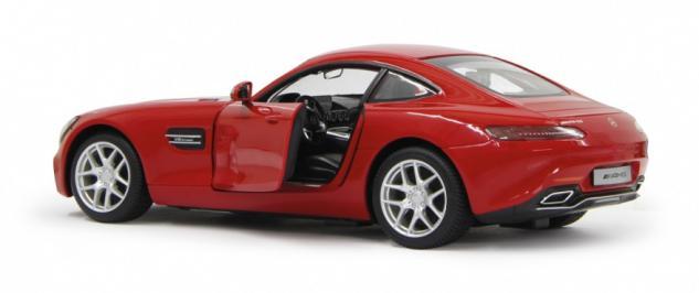 Jamara RC Auto Mercedes AMG GT 1:14 rot Tür fernbedienbar 27 MHz Funk - Vorschau 2