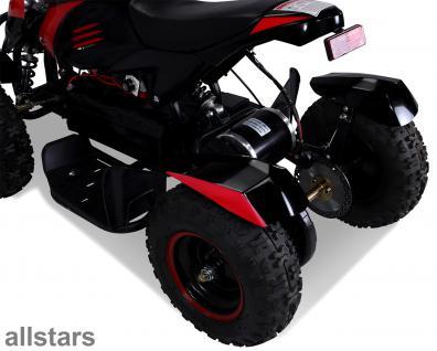 Allstars Pocketquad rot Cobra 800 Watt Miniquad - Vorschau 4