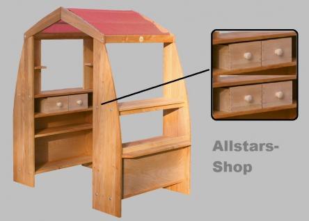 Schöllner Holzspielzeug 4 Schubladen für Kaufhaus De Luxe Kaufladen
