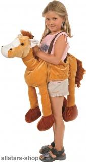 Allstars Kinder-Kostüm Tierkostüme Pferd + Einhorn Faschingskostüme Schlupfkostüme Karneval - Vorschau 4