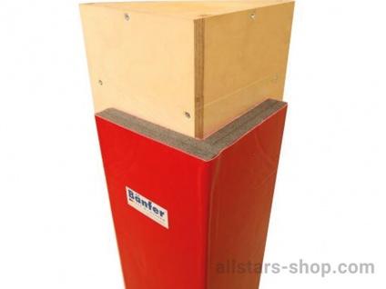 Prallschutz für Ecken 1 m Schutzpolster von Bänfer Farbwahl Eckpolster