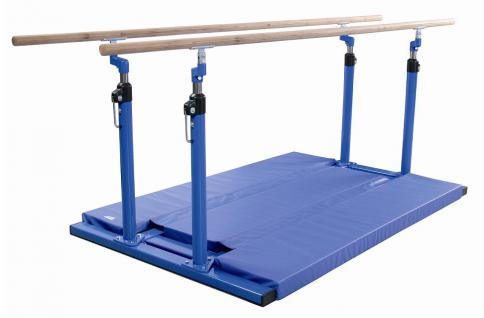 Turnen Barren-Einlegematte 3 tlg. Schaumstoff Matte Barren Schulsport Bänfer