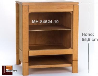 Allstars Kinderspielküche Küchenregal Regal Regalschrank H = 55, 5 cm aus Buchenholz