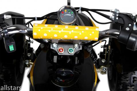 Allstars Pocketquad gelb Cobra 800 Watt Miniquad - Vorschau 4