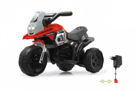 Jamara Kinderauto Elektro-Trike Elektroauto Ride-on E-Trike Racer rot - Vorschau 3