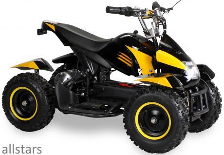Allstars Pocketquad gelb Cobra 800 Watt Miniquad - Vorschau 1
