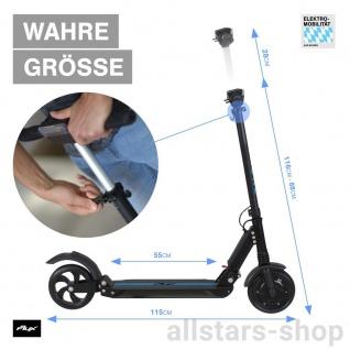 E-Scooter eFlux Lite One 8 Zoll 500 Watt Motor Elektro-Roller