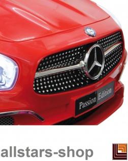 Jamara Kinderauto Elektroauto Mercedes SL 400 Ride On Car mit E-Motor Selbstfahrer-Auto - Vorschau 2