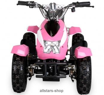 Actionbikes Kinderauto Elektro-Quad Cobra 800 W Pocketquad pink Miweba