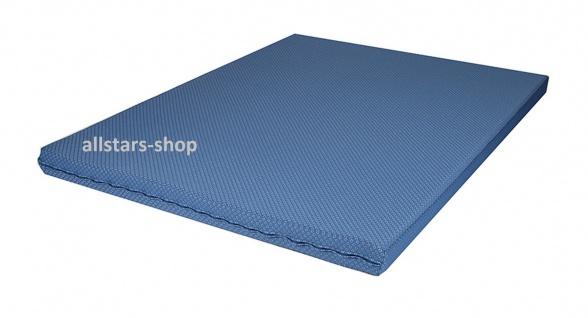 Bänfer Softmatte 2000 x 2000 x 100 mm Turnmatte PU Elastikstoff
