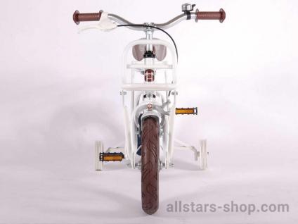 Allstars Dino Bikes Wheels Kinderfahrrad 12 Zoll Urban Jeans in Weiß - Vorschau 3