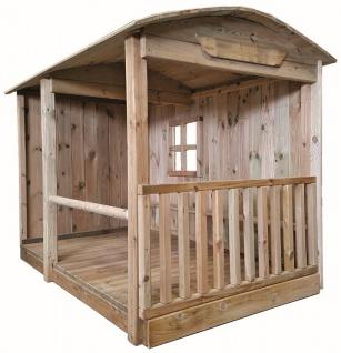 Ponyhof Ponystall Spielhaus auch für Kindergarten allstars