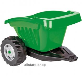 Jamara Kindertrailer Ride On Trailer Anhänger Hänger für Traktor Trecker Tractor grün