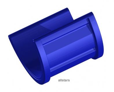 Beckmann Röhrenrutsche Modul Gerade halboffen 50 CM Element Rotoflex Slide