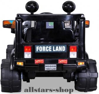 Actionbikes Kinderauto Selbstfahrer Hummer Jeep Elektro-Auto Kinder-Elektroauto Miweba