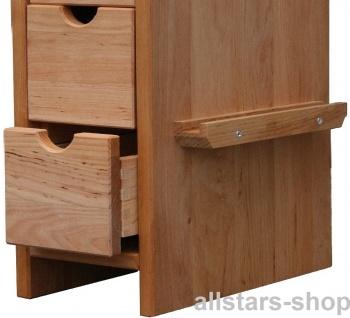 Schöllner Beistellschrank für Kinder-Küchenmöbel, für Kinderküche Spielküche Star Maxi aus Holz für Kindergarten - Vorschau 4