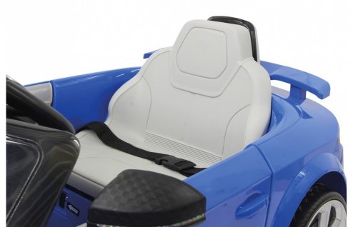 Jamara Kinder-Auto Elektroauto Audi TT RS Roadster Ride On Car mit E-Motor - Vorschau 4