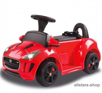 Jamara Kinder-Auto Ride On Car Kiddy Jaguar Kleinkind-Auto mit E-Motor rot - Vorschau 3
