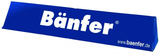Bänfer Werbereiter Werbebanner 1000 x 200 x 175 mm Schaumkern RG 18 Umrandung - Vorschau 2