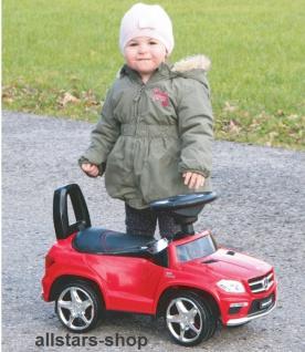 Jamara Kinder-Auto Rutscher Rutschfahrzeug Push-Car Mercedes GL 63 AMG