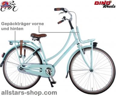 Allstars Dino Wheels Bikes Kinderfahrrad Mädchenfahrrad 26 Zoll, Excellent, Minze blau