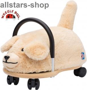 Wheely Bug klein Rutscher Hund Goofy Kleinkindrutscher mit 360 Grad Wendekreis